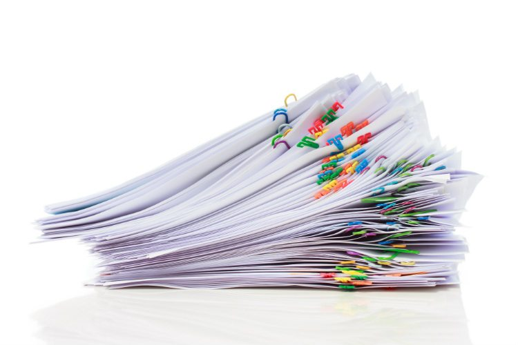 EHR and paper records