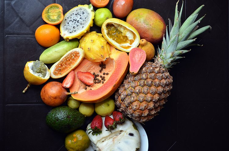 fruit enzymes Enzymes play an essential role in the digestion of the foods enzymes are made  up of proteins that help with many events within the body,.