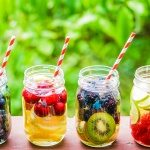 The health benefits of fruit-infused water