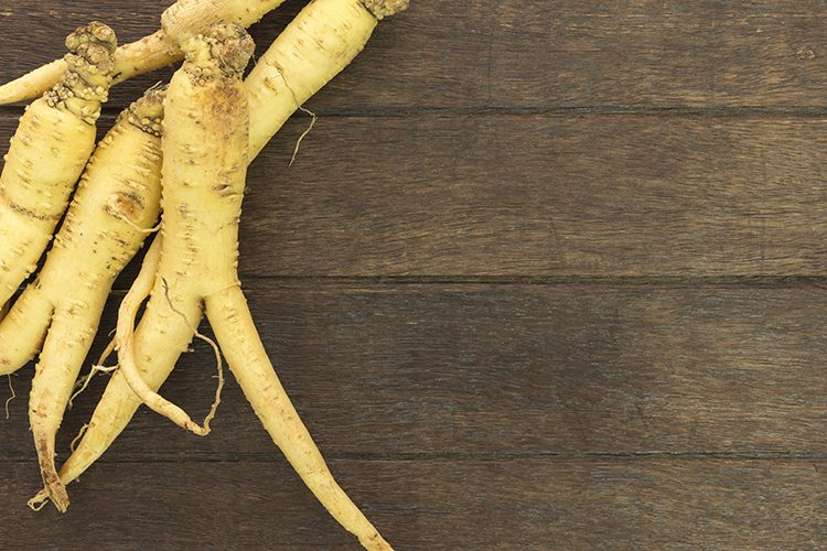 types of ginseng