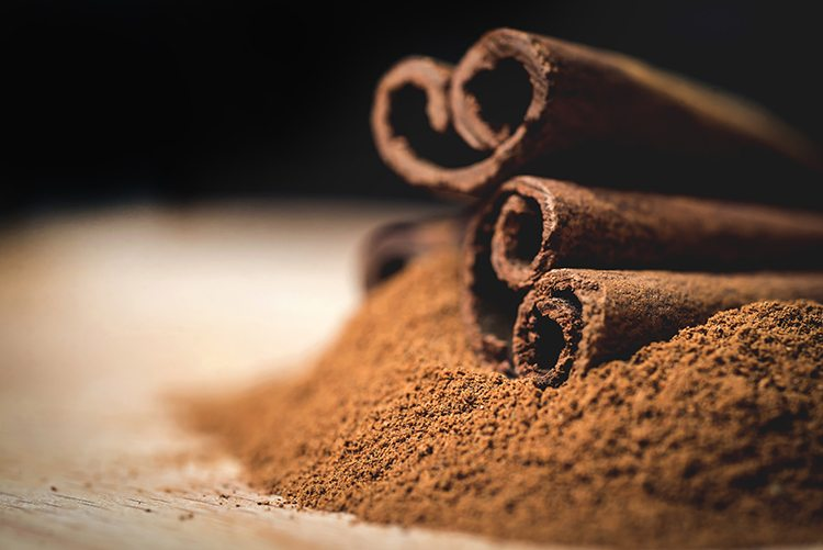 Cinnamon extract can help lower blood sugar