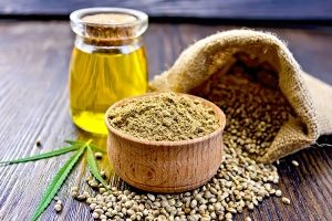 Hemp seed oil can help your chiropractic patients with anxiety.