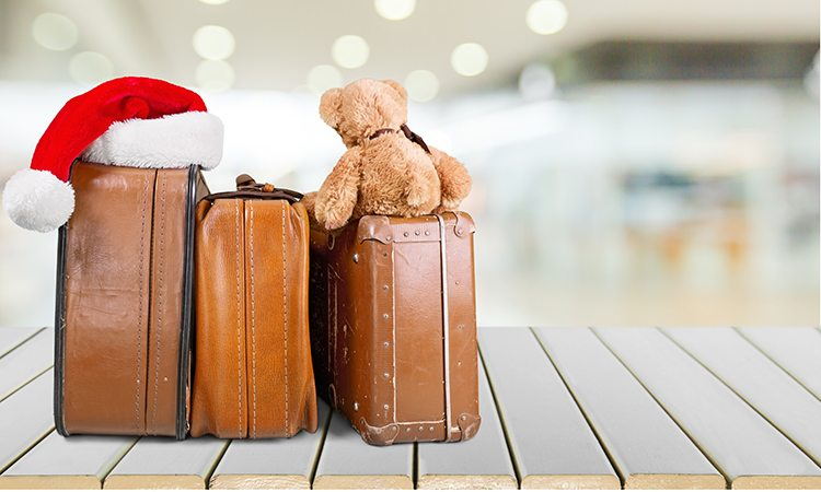 Keep your chiropractic patients' back healthy this holiday season with these travel safety tips.