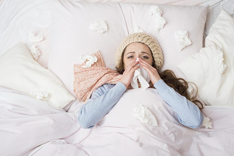 Help your patients with natural cold and flu remedies.