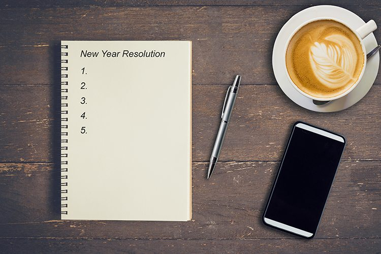 Learn how to stick to your new years resolutions this year