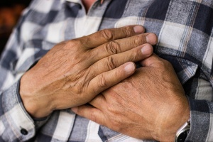 Help treat chronic chest pain with instrument adjusting