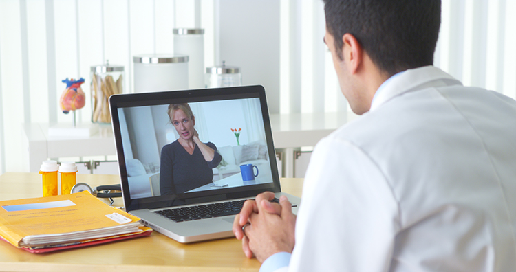 What does the future hold for chiropractic telemedicine?