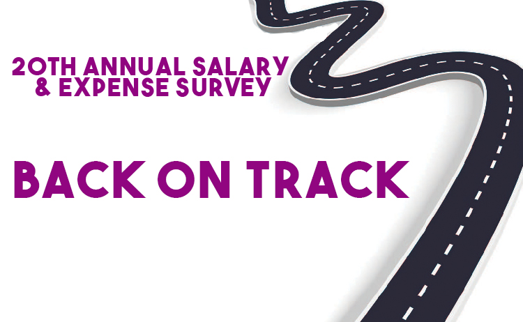 Chiropractic survey results for our annual salary and expense survey