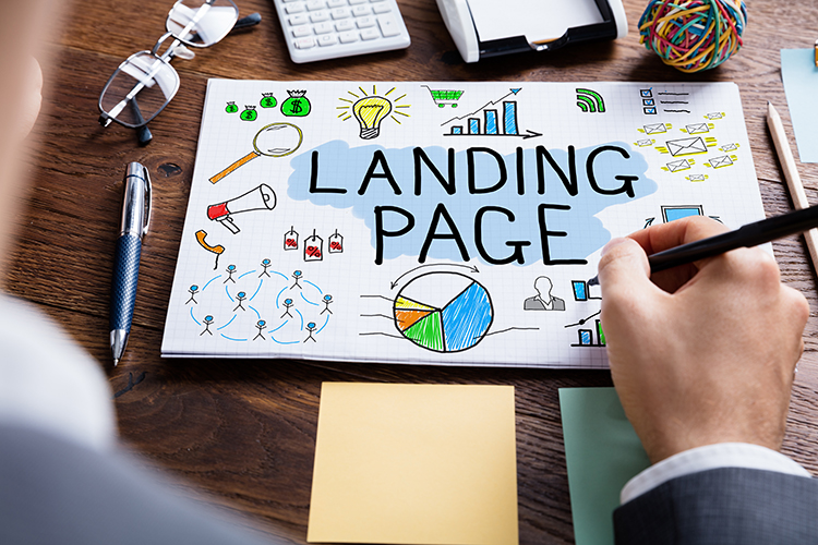 Effective landing pages: Is your practice missing the mark?