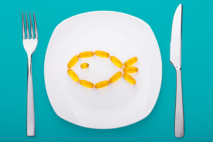 You should be recommending fish oil for joint health