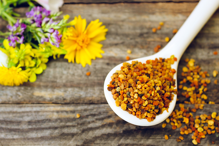 Understand bee pollen benefits for your patient's health and well being