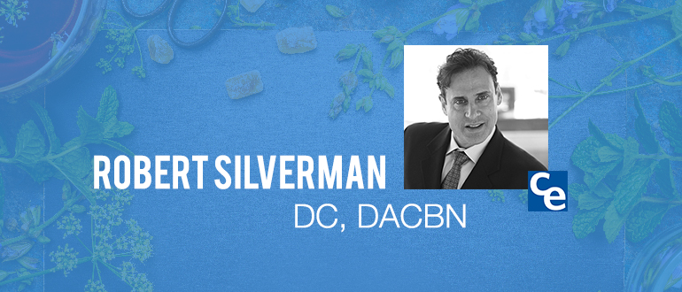 Dr Robert Silverman Chiropractic Podcast