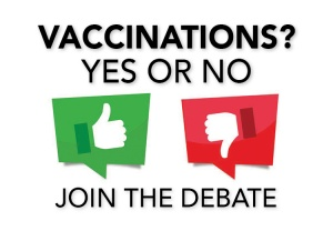 Read both sides of the vaccination debate