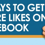 [Infographic] 5 way to get more likes on Facebook