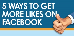 Get more facebook likes for your practice