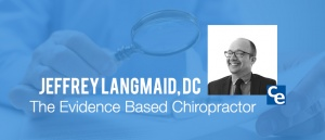 The Future Adjustment Podcast Episode 5: Evidence-Based Chiropractic