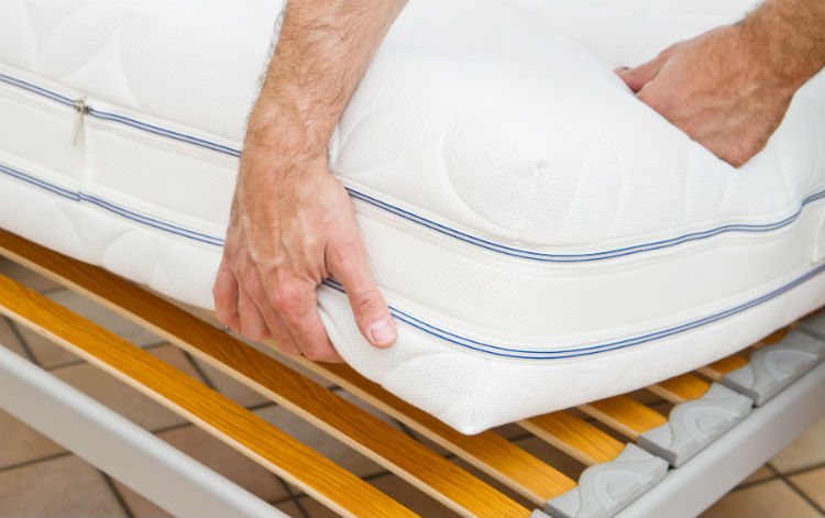 The advantages of a chiropractic mattress and why it can help your patients
