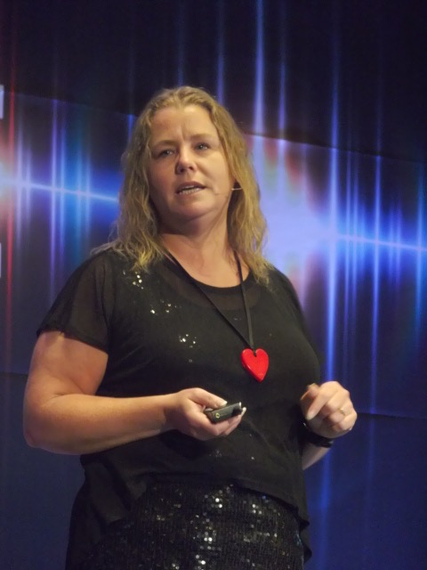 Heidi Haavik, DC, PhD presentor at The WAVE 2017