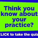 [Quiz] Think you know about your chiropractic practice?