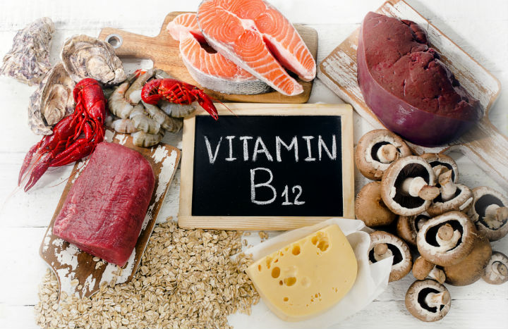 Without proper vitamin B12 levels, red blood cells will not reproduce properly. Ensure your vegan and vegetarian patients don't have b12 deficiency