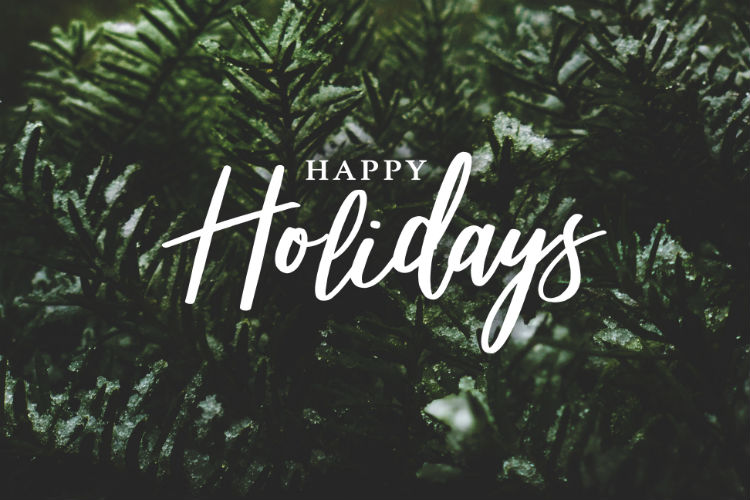 By doing just a couple of rather simple holiday marketing things, you can have your office holiday-ready in no time at all.