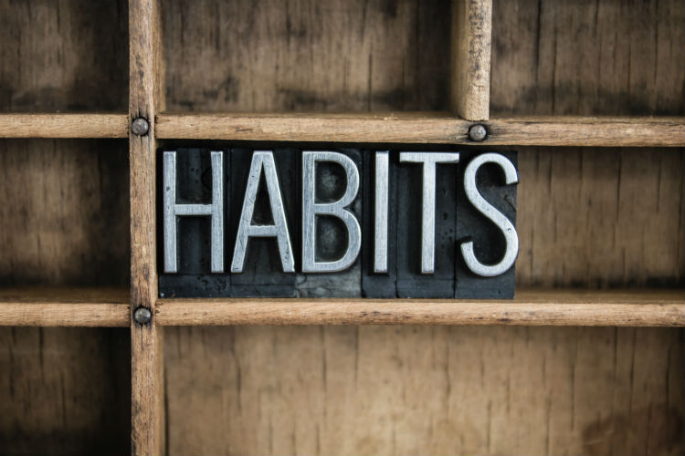 However, the key to swapping out bad habits for better ones is to keep the new habits small. Take these 5 steps for building habits that are positive.