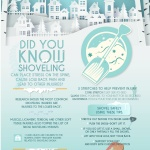 Thank You For Downloading Our Snow Shoveling Infographic
