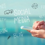 There's social media and there's social media marketing