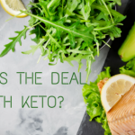 Lockdown dieting: Mediterranean diet vs keto for patients