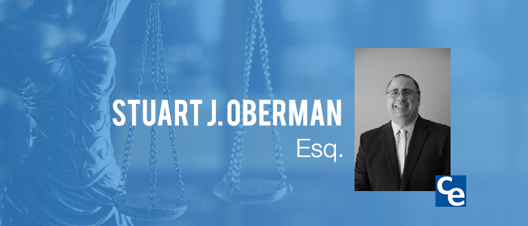 And our guest today is Stuart Oberman. He's the principal of the Oberman Law Firm, a prominent practice in Georgia, and he's a specialist in medical law. He has particular expertise in the chiropractic field and has contributed articles and weblogs to Chiropractic Economics.