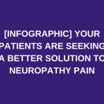 [Infographic] Your patients are seeking a better solution to neuropathy pain