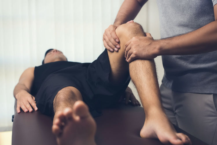 A massage therapist treating an active body sometimes requires more specialized care to better prevent and help treat injuries including chiropractic and sports therapy massage.
