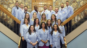 Interns join Chiropractic Health Center at Sherman College