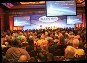 The National: Scenes from the world's largest chiropractic event