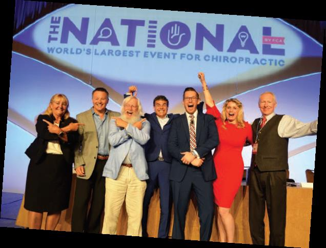 "The National 2020 by Florida Chiropractic Association, ""the premier chiropractic convention and expo in the world,"" has announced the postponement..."