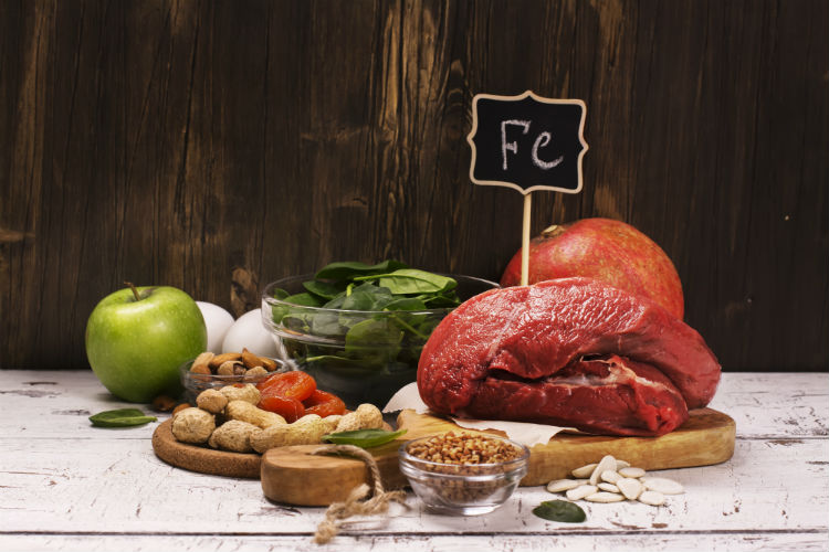 While iron is a cruicial nutrient that many are lacking. it's also good to be wary of iron overdose