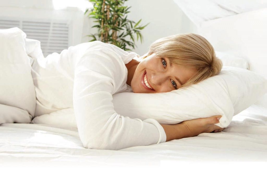 While the body sleeps, it heals. Injuries and illnesses all improve when the body gets adequate sleep, which is why sleep quality matters most.