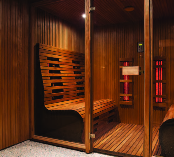 Studies have shown that cryotherapy, compression therapy and infrared sauna treatments have numerous health benefits.