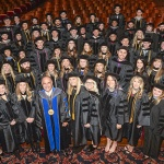 Sixty-three students complete Doctor of Chiropractic program at Sherman College