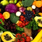 Fruits and vegetables may be important for mental as well as physical well-being