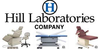 Hill Laboratories Co. founded