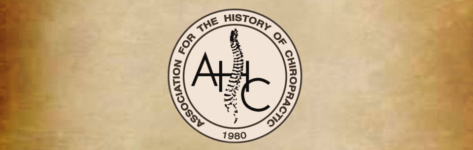 The Association for the History of Chiropractic is established
