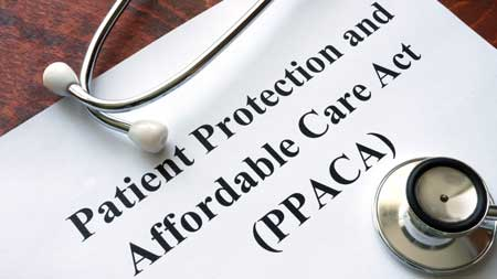 The Patient Protection and Affordable Care Act (PPACA) is signed into law
