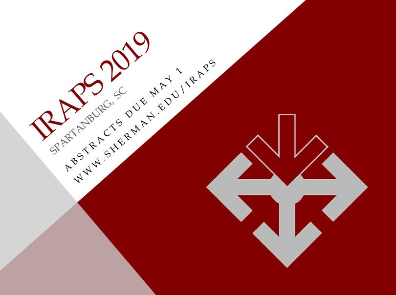 IRAPS 2019 Abstracts