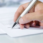 Evaluating an associate contract
