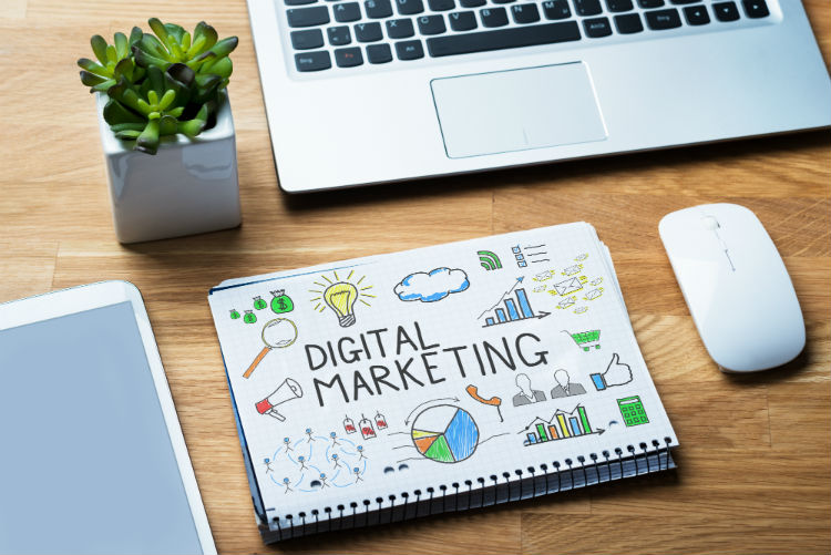 Digital marketing channels require a consistent stream of content in order to work, and each channel has its own culture and audience