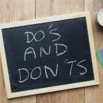 Do's and don'ts for the start-up doc