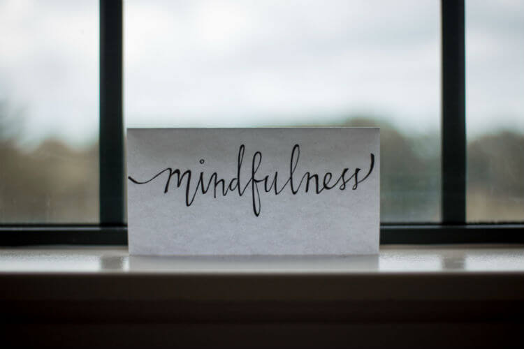 All those irritations of the day will have their place, but they won't be able to take over your life. Developing mindfulness in medicine is...