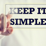 Use the KISS principle for startup success