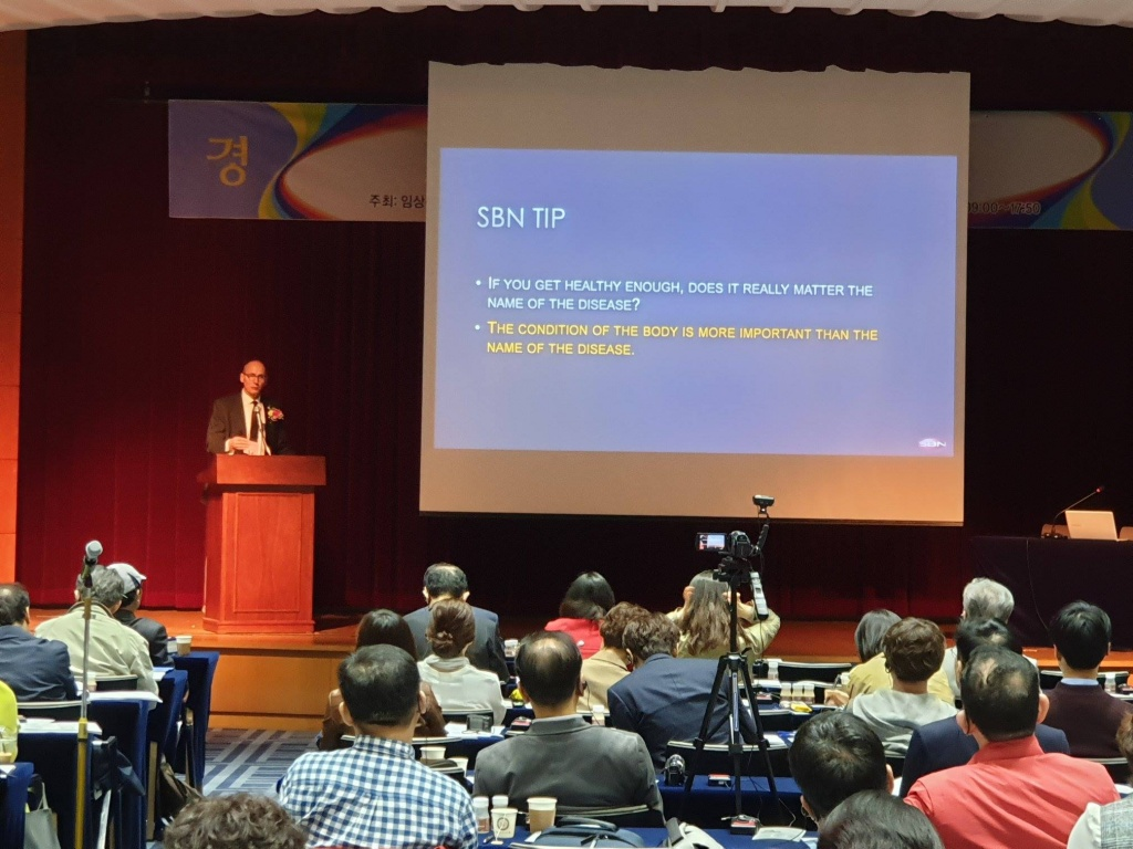Doctor of chiropractic Van Merkle in April served as the keynote speaker at the Clinical Society for Integrative Oncology in Seoul, Korea, where...